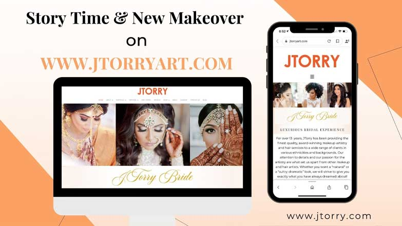 Story Time and New Makeover